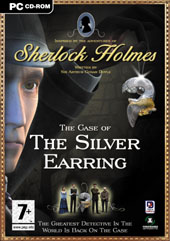 Sherlock Holmes: The Silver Earring for PC Games