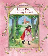 Stories to Share: Little Red Riding Hood (giant Size) by Young Lesley