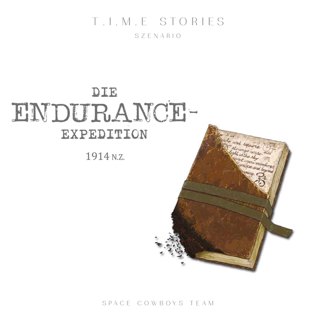 T.I.M.E Stories: Expedition Endurance (Board Game)