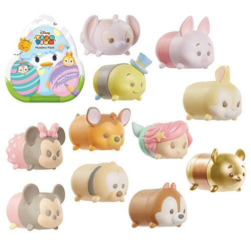 Disney: Easter Tsum Tsum - Mini-Figure (Blind Box) image