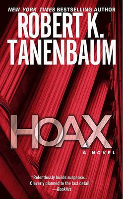 Hoax by Robert K Tanenbaum image