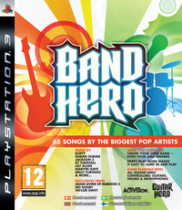 Band Hero (Game Only) for PS3