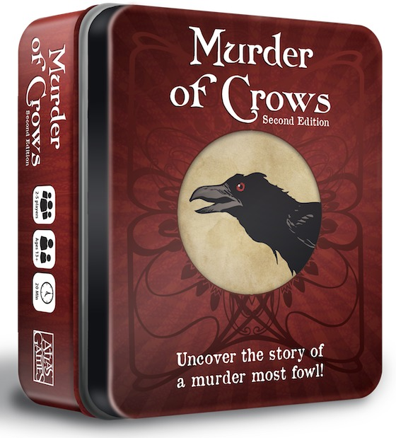 Murder of Crows - 2nd Edition image