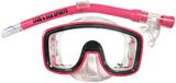 Land And Sea: Lagoon Mask And Snorkel - Pink
