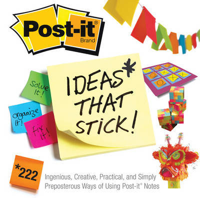 Post-it Brand Ideas That Stick image