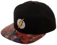 DC Comics: The Flash Lenticular - Snapback Cap