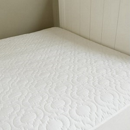 Brolly Sheets Quilted Mattress Protector (Queen)