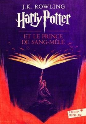 Harry Potter et le Prince de sang mele by Joanne K Rowling image