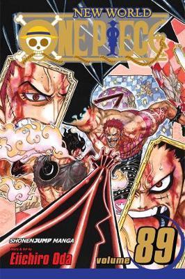 One Piece, Vol. 89 by Eiichiro Oda