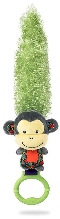 Yoee Baby Sensory Toy & Teether - Monkey image