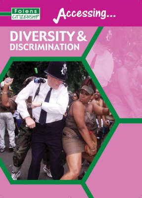Citizenship: Diversity and Discrimination: Student Book by Bhavini Algarra image