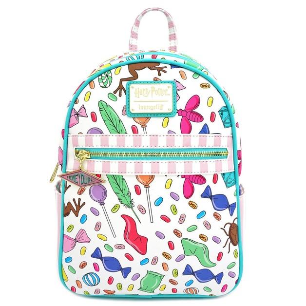 Loungefly: Harry Potter - Honeydukes Collage Mini Backpack
