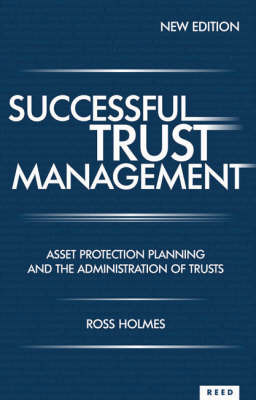 Successful Trust Management by Ross Holmes image
