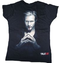 True Blood: Eric Northman Portrait T-Shirt - XLarge image