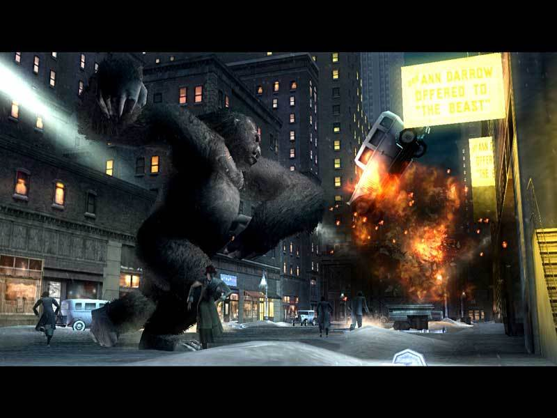 Peter Jackson's King Kong for Xbox 360 image