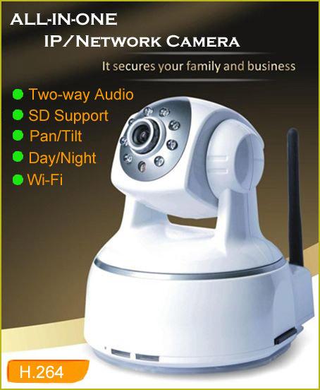 Wansview NCH-530W Wireless Cloud IP Camera
