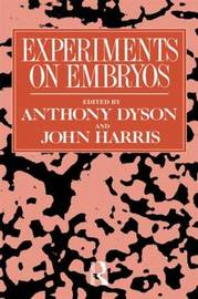 Experiments on Embryos image