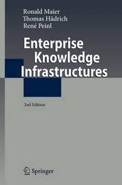 Enterprise Knowledge Infrastructures by Micha Maeder image
