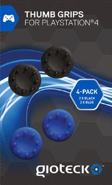 Gioteck Analogue Thumb Grips for PS4 for PS4