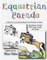 Equestrian Parade by Ellen Sallas