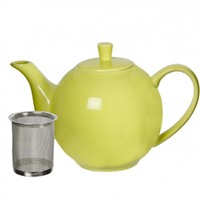 Maxwell & Williams - Infusions Teapot (1.2L) Lime Gift Boxed