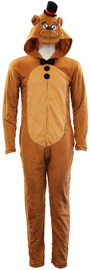 Five Nights at Freddy's - Union Suit (Small)