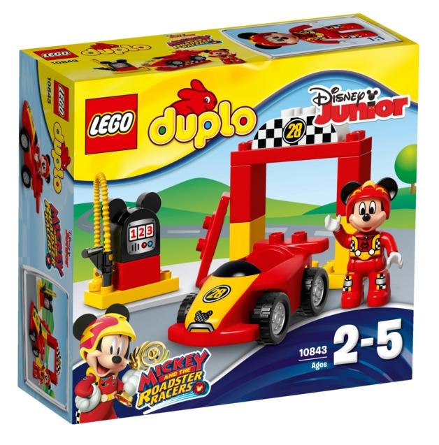 LEGO DUPLO - Mickey Racer (10843)