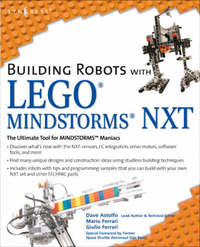 Building Robots with LEGO Mindstorms NXT by David Astolfo