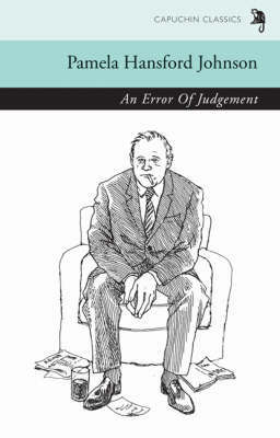 An Error of Judgement by Pamela Hansford Johnson image