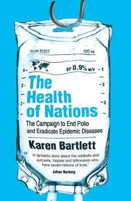 The Health of Nations by Karen Bartlett image