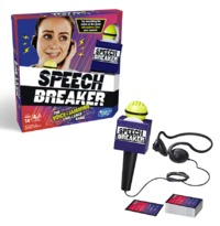 Speech Breaker - The Voice jamming Challenge Game