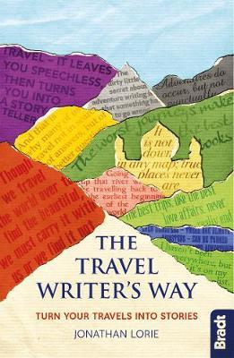 Travel Writer's Way by Jonathan Lorie
