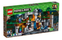LEGO Minecraft - The Bedrock Adventures (21147)