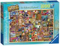 Ravensburger : The Collector's Cupboard Puzzle (1000 Pcs)