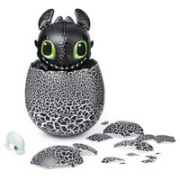 How To Train Your Dragon: Hatching Toothless - Interactive Dragon