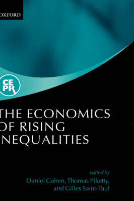 The Economics of Rising Inequalities image