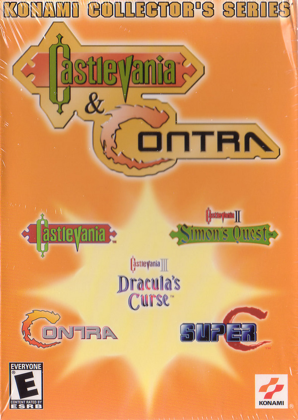 Konami Collector's Series: Castlevania & Contra for PC Games image