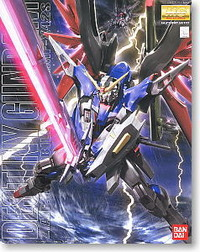 MG 1/100 ZGMF-X42S Destiny Gundam -Model Kit