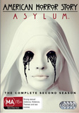 American Horror Story: Asylum - The Complete 2nd Season on DVD