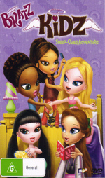 Bratz Kidz - Sleep-Over Adventure on DVD