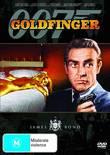 James Bond - Goldfinger on DVD