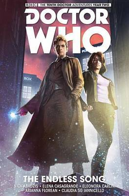 Doctor Who: The Tenth Doctor, Endless Song by Nick Abadzis