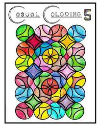 Casual Coloring 5 by David Wilkins