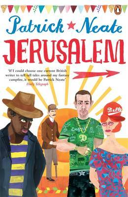 Jerusalem by Patrick Neate image