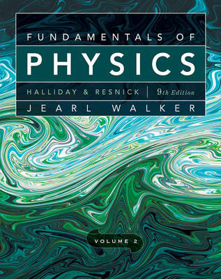 Fundamentals of Physics: v. 2, Chapters 21-44 by David Halliday image