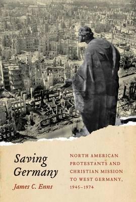 Saving Germany by James Enns