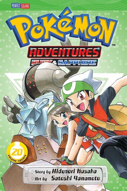 Pokemon Adventures (Ruby and Sapphire), Vol. 20 by Hidenori Kusaka