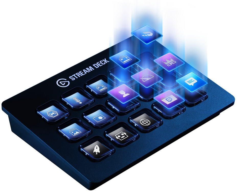 Elgato Stream Deck Keyboard image