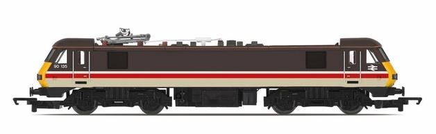 Hornby: Railroad BR Intercity '90135' Bo-Bo Class 90