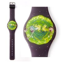 Rick and Morty: Through the Portal - LED Watch